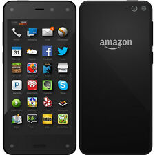 Amazon Fire 32GB ANDROID SIM Free / Sbloccato Smartphone-Nero