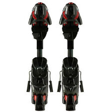Atomic XTO 10 Blk/Red Replacement Binding Toe + Heel Assembly (with 90mm Brakes)