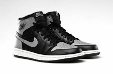 Nike Air Jordan 1 Retro High OG SZ 9 Shadow I Black Soft Grey Toe 555088-014