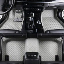 Suit For Honda Accord 2013-2016 Beyond Car Interior Floor Mat 8 Colors Leather