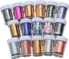 XICHEN®Starry Sky Stars Nail Art Stickers Tips Wraps Foil Transfer Adhesive DIY