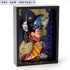 ROMERO BRITTO - POP ART de Miami - MICKEY - 3-D Image haut-relief - 4033870 NEUF