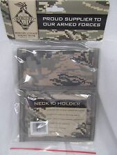 CODE ALPHA US Air Force Digital Camo Mercury Neck ID Holder 9919-ABU MZ0502B