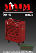 MAiM Models 1/35 Workshop Tool Box - (1pc)