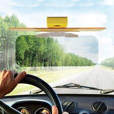 2in 1 Mirror Car Sun Visor Dazzle Anti-Glare Goggle Day Night Vision Driving LO