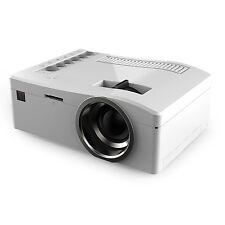 Portable Mini Projector 1080P USB TV SD HDMI Home Theater Business School NEW