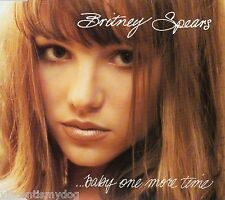 BRITNEY SPEARS - BABY ONE MORE TIME (3 track CD single)