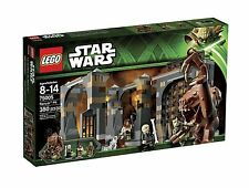 Lego Star Wars 75005 RANCOR PIT Luke Skywalker Jabba's Palace Gamorrean NISB