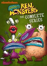 AAAHH REAL MONSTERS COMPLETE SERIES New Sealed 8 DVD Set Seasons 1-4 1 2 3 4