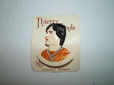 ORTF Broche THIERRY LA FRONDE (Jean Claude Drouot) Brillantor Vintage (Mokarex)