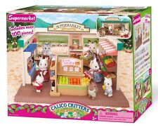Calico Critters Supermarket Kids Play International Playthings CC1462 NEW