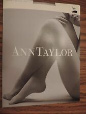 NEW Ann Taylor Panyhose Sheer Control Top Putty Color Size Petite