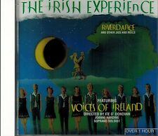 THE IRISH EXPERIENCE - RIVER DANCE & OTHER JIGS & REELS - 18 SONGS - MINT  CD