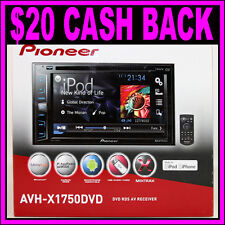 "Pioneer AVH-X1750DVD 6.1"" DVD CD iPod iPhone MIXTRAX Car Player Receiver Stereo"