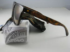 Oakley FROGSKINS Limited Edition Kazu Brown Tortoise w/Bronze 24-336