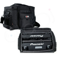 BUBM Protective Soft Case Bag for 2x Pioneer CDJ-2000 NXS2 (Fits two CDJS)