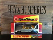Matchbox speedkings k-48a-3. very rare versión Mint OVP excellent from 1973