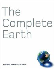 The Complete Earth: A Satellite Portrait of Our Planet BRAND NEW XL HARDCOVER BK