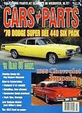 CARS & PARTS March 2002--1958 Impala,1970 Super Bee,1951 Olds 98,1935 Ford Coupe