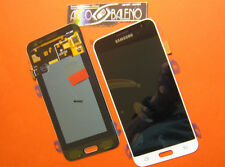 GLS: DISPLAY LCD+TOUCH SCREEN ORIGINALE SAMSUNG GALAXY J3 2016 SM-J320FN BIANCO