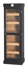 Black Oak 3000 Cigar Tower Cabinet Humidor / FREE SHIPPING