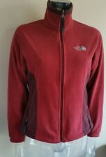 Women's North Face Jammer POLARTEC Zip Neck Fleece, (Size S)