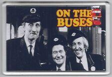 On the Buses Jumbo Fridge Magnet Blakey