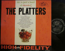 ► The Platters - Life Is Just a Bowl of Cherries!  (Mercury 20589) (Mono)