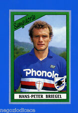 CALCIATORI PANINI 1987-88 - Figurina-Sticker n. 250 - BRIEGEL - SAMPDORIA -Rec