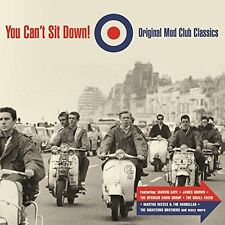 YOU CAN'T SIT DOWN: ORIGINAL MOD CLASSICS - NEW CD ALBUM