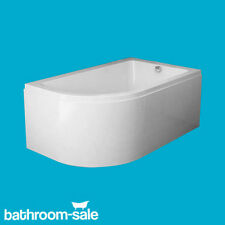 Freedom 1500mm x 950mm Right Hand Corner Bath Complete With Side Panel  RRP £349