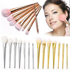 7pcs Makeup Brushes Set Powder Foundation Eyeshadow Eyeliner Lip Brush Tool DE