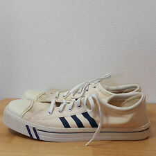 Vintage Canvas Sneakers Shoes (Men's 10.5) 60s 70s MADE IN USA