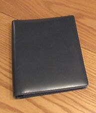 Vintage NWT Neiman Marcus Made in Italy calf leather 4x6 photo album Gigliodoro