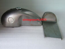 BENELLI MOJAVE CAFE RACER RAW FUEL TANK WITH SAET HOOD+FUEL CAP (DIE HANDMAKING)