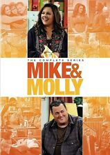 MIKE & MOLLY COMPLETE SERIES New Sealed 18 DVD Set Season 1-6 1 2 3 4 5 6