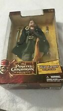 "DISNEY Pirates of the  Caribbean WILL TURNER At Worlds End 2007~12"" Figure"