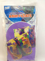 Arm Floats Kids Swimming Arm Bands Inflatable Training Aid