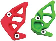 T.M. Designworks Integrated Case Saver and Sprocket Cover Red HCC-150-RD 97-2049
