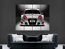 AUDI DTM RS RACING CAR   POSTER WALL ART PICTURE  LARGE GIANT