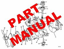 CHEVROLET CHEVELLE EL CAMINO COMPLETE PART MANUAL 1966 1967 1968 1969 1970 1971