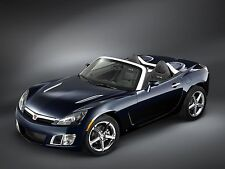 SATURN SKY (INCLUDE REDLINE) 2007 2008 2009 SERVICE MANUAL ON CD