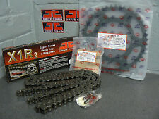 YAMAHA MT03 CHAIN AND SPROCKET KIT 06-12 HEAVY DUTY X-RING