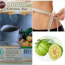 TEA NUTRITION SHAKES GARCINIA CAMBOGIA WEIGHT LOSS HERBAL SLIM NATURAL RAK-PRAI