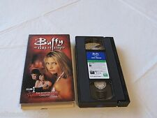 Buffy the Vampire Slayer Angel Chronicles Vol. 1 surprise innocence VHS RARE