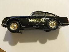 Vintage Scalextric E/5 Marshal's Car in Box - Aston Martin DB4