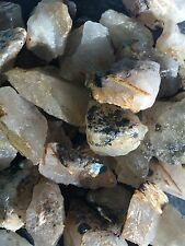 1lb Wholesale Rutilated Quartz Rough Natural Stones Rock Crystal