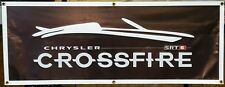 Chrysler Crossfire SRT6 Roadster 4 Foot Display Banner