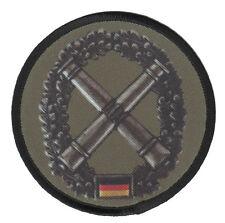 Artillerie Aufnäher/Patch Bundeswehr/Barettabzeichen/Soldat/BW/HEER/