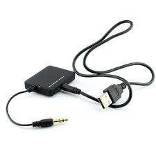 3.5mm drahtlose Bluetooth A2DP Musik Stereo HiFi-Audio-Dongle-Adapter-Receiver